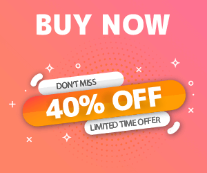 50% Off: Buy Now